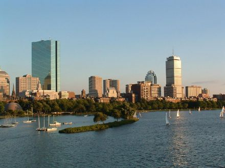 Boston Urlaub