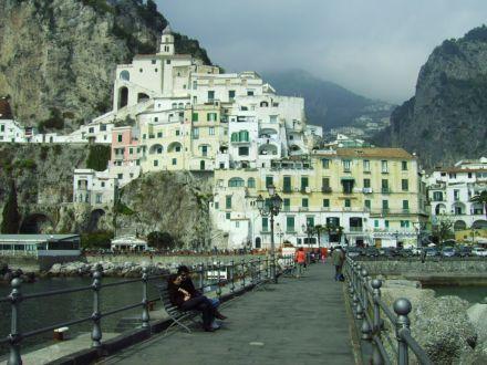 Neapel Stadtreise